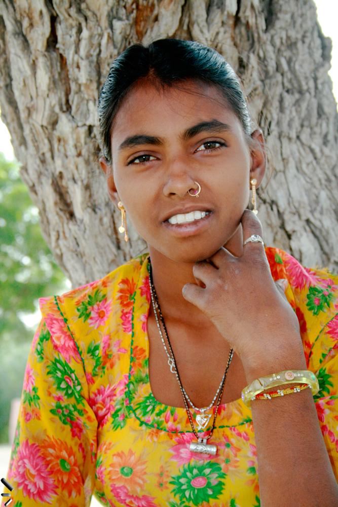 Serena-joven-en-la-India