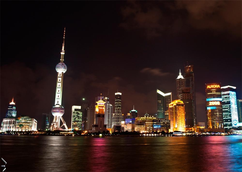 Shanghai-de-noche
