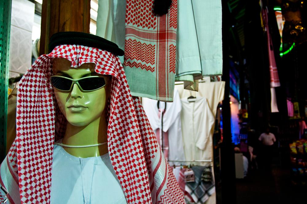 Un-maniquí-en-Dubai