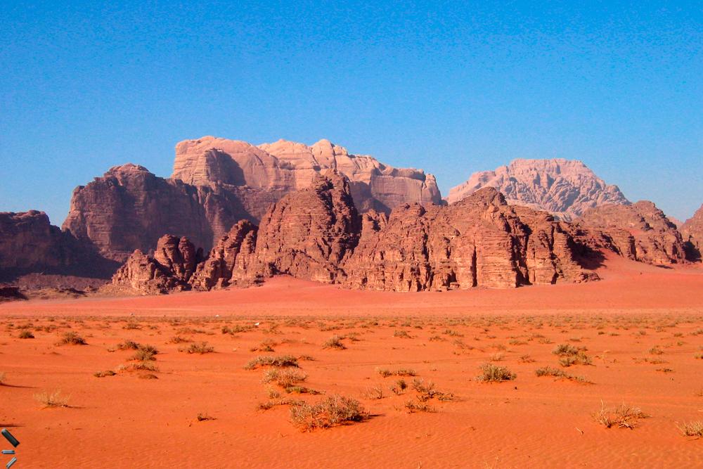 Wadi-Rum-en-Jordania