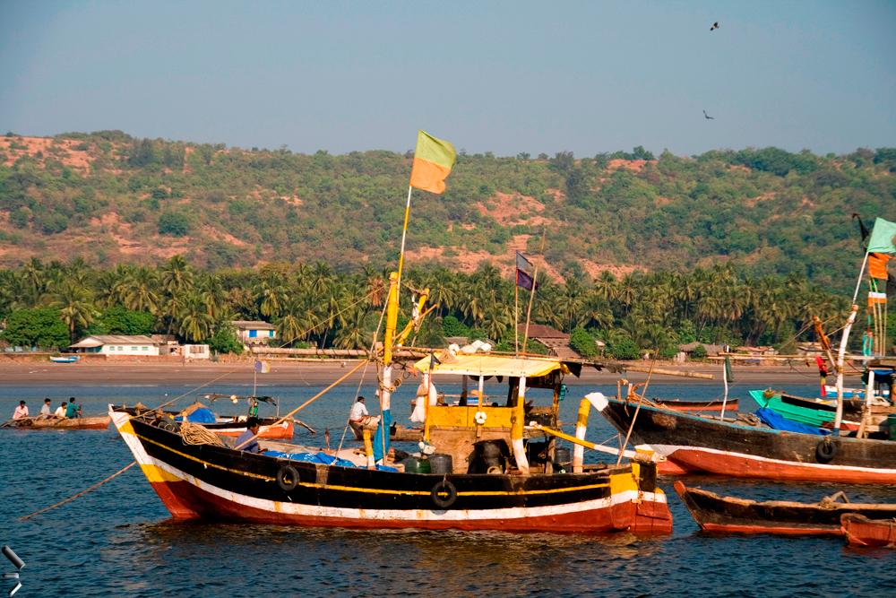 La-lonja-de-Harnai-en-India