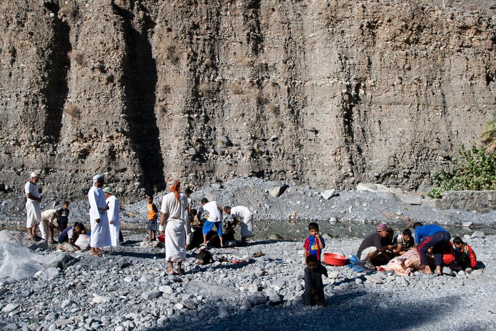 Wadi Ghul V (Eid-al-Adha)