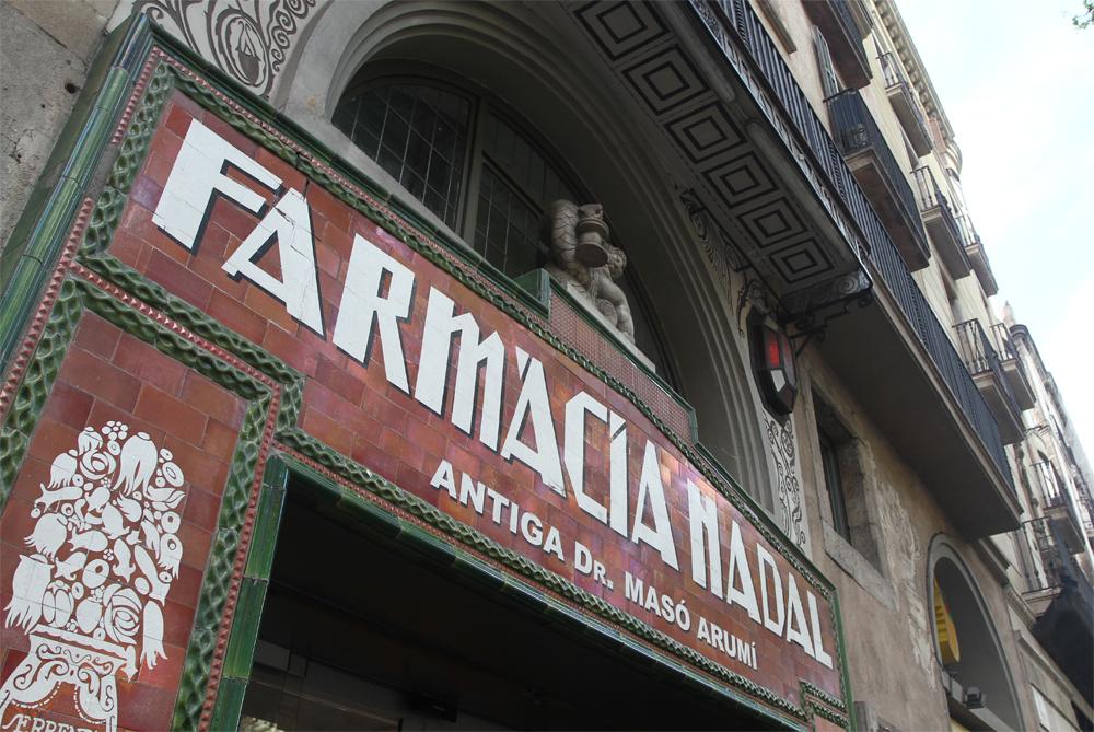 Farmacia-en-Las-Ramblas