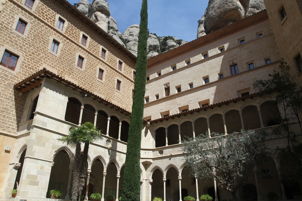 Monasterio-de-Monserrat-II