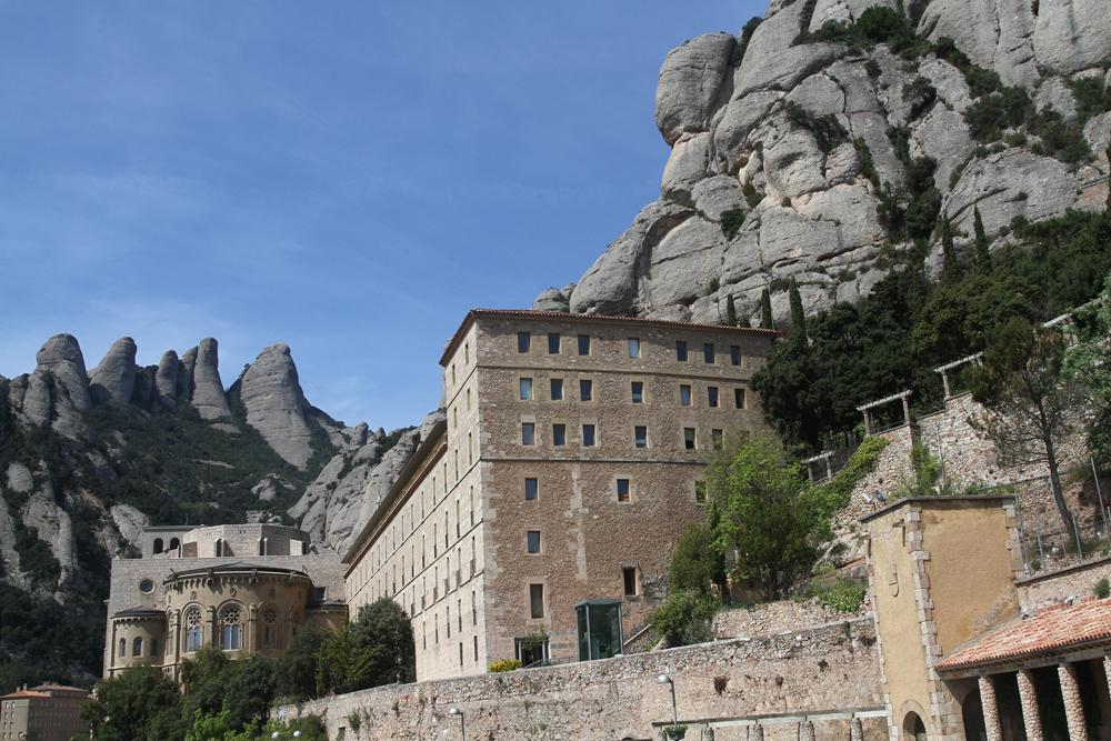 Monasterio-de-Monserrat